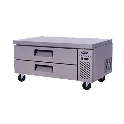 "Atosa Two Drawer 52"" CHEF BASE"