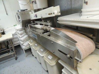 Baking Machines USA made  bagel divider former