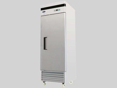 Atosa MBF8505 Bottom Mount (1) One Door Refrigerator Stainless Steel