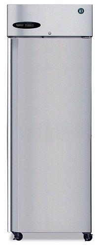 Hoshizaki One Door Stainless Steel Upright Freezer, Full Stainless Steel Door