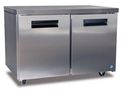 Hoshizaki Under counter Freezer, Two Door