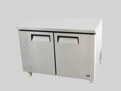 Atosa MGF8406 Two Door 48″ Under counter Freezer