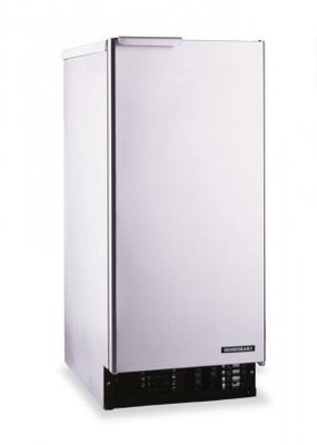 Hoshizaki  AM-50BAJ, Under Counter Ice Maker, Air-cooled, Self Contained, Built in Storage Bin