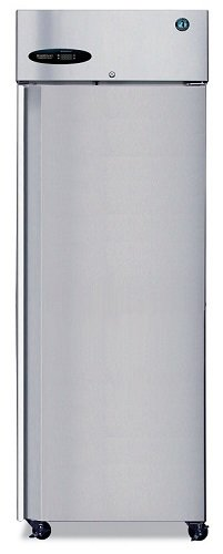 "Hoshizaki CR1S-FS 28"" Single Section Reach-In Refrigerator, (1) Solid Door, 115v"