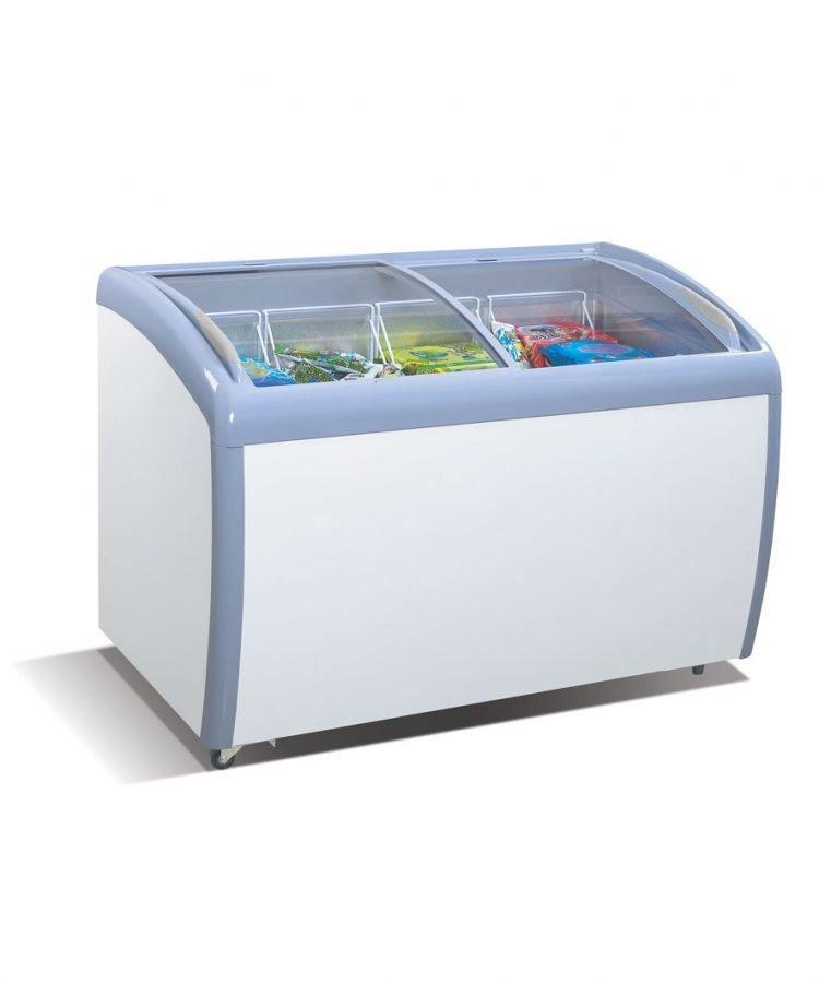 Atosa Angle Curve Top Freezer