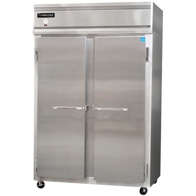 Continental Two Door Reach in Freezer