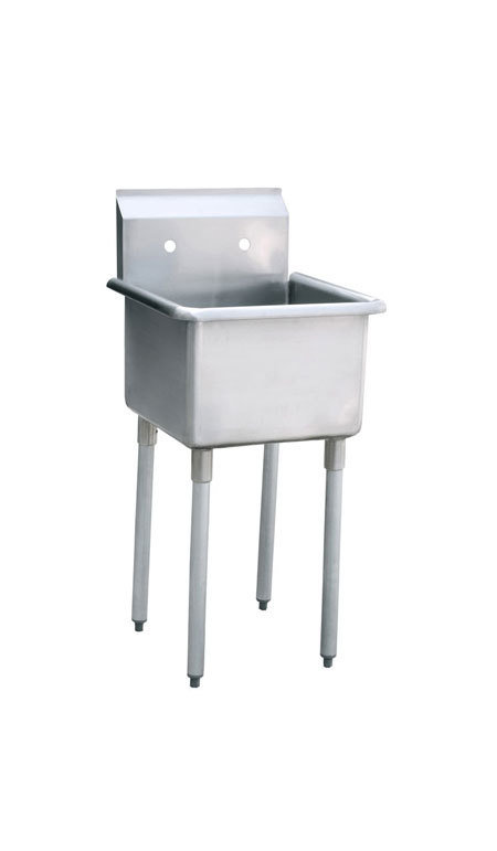 One Compartment Sink, Mop Sink 18x18x13