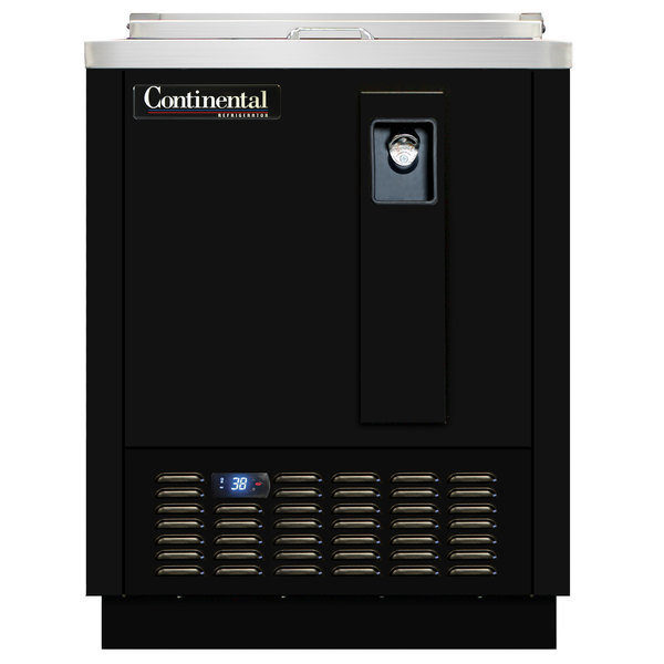 Continetal Refrigerator CBC24, Standard Bottle Cooler