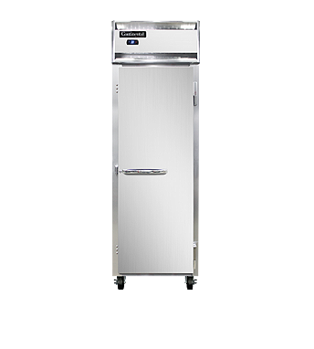 Continental One Door Stainless Steel  Refrigerator, 1R