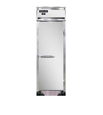 Continental One Door Stainless Steel  Refrigerator, 1R