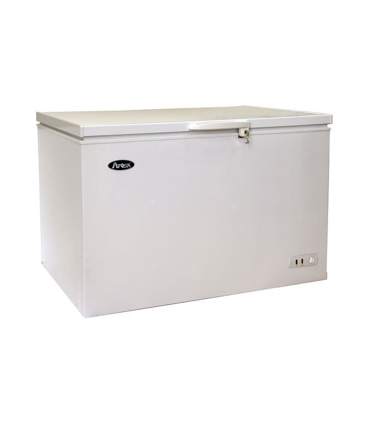 Atosa Chest Freezer, Top Solid Chest Freezer7 Cu.Ft.