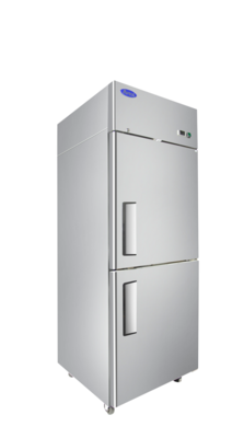 Atosa MBF8007GR Top Mount Freezer ½ Door