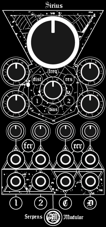 Sirius - Analog Low Pass Filter