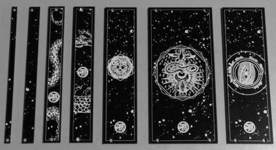 Blank Panel Pack