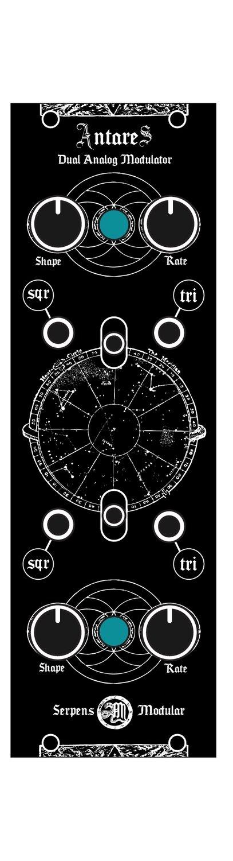 Antares [Dual Analog Modulator]