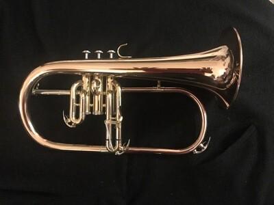 Pre-Owned Austin Custom Brass Doublers Flugel Horn