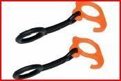Kunzmann Stopper II Folding Brake Retainers: Pair