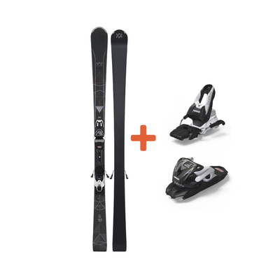 Volkl Flair 76 Elite Skis + VMotion 10 GW Bindings