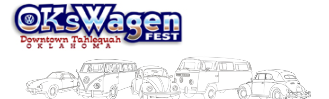 2019 OKSWAGEN DOWNTOWN TAHLEQUAH PRE-REGISTRATION HOSTED BY FOUL AIR KLUB