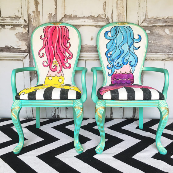 Mermaid Chair 00003