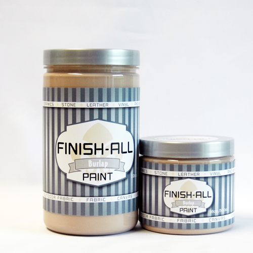 Finish All Paint in Burlap / Tan 00107