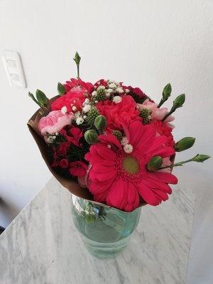 Bouquet de Flores Pequeño