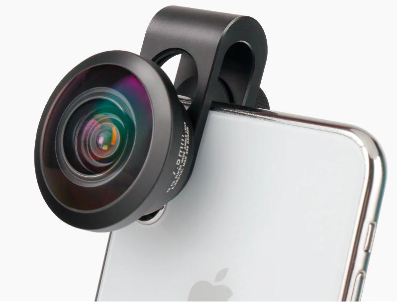 Ulanzi 238 degree Super Fisheye Lens [No Black Border]