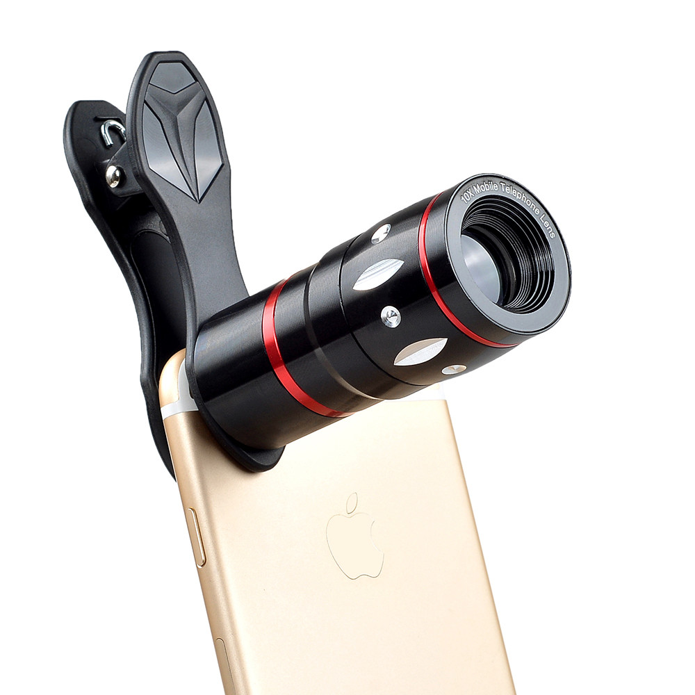 10x Zoom Phone Lens