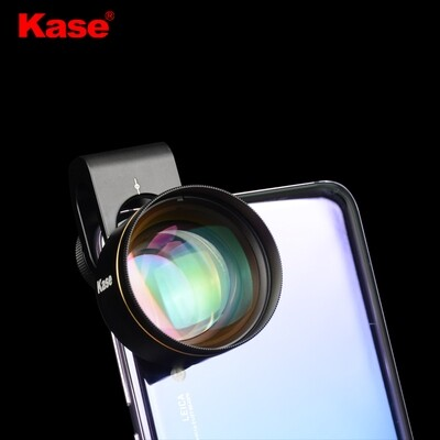 Kase 4k 40mm-75mm Macro Phone Lens (7.5CM focus distance) [New 2019]