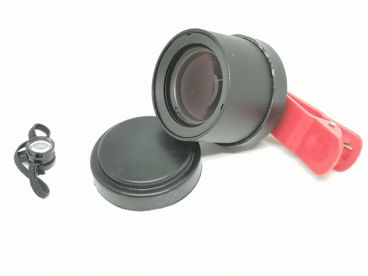 Prosumer 4.7cm Lensbong High-quality Indo Macro Phone lens [Made from Nikon L810]