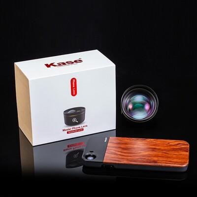 Kase 135mm 4K Master Telephoto Zoom Portrait Phone Lens