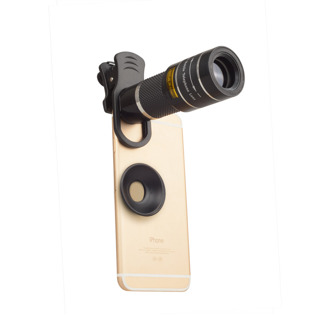 Apexel 20x Super Zoom Phone Lens [NEW 2018]