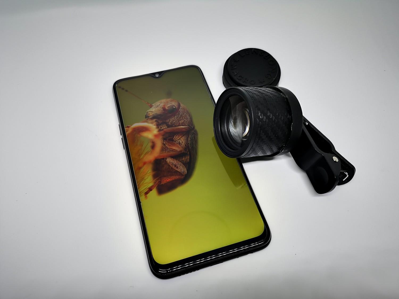 [Discontinued] Prosumer Glow V2 Indo Macro Phone Lens Lensbong