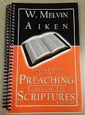 Preaching Through the Scriptures Volume 10:  General Epistles James - Jude by Dr. W. Melvin Aiken