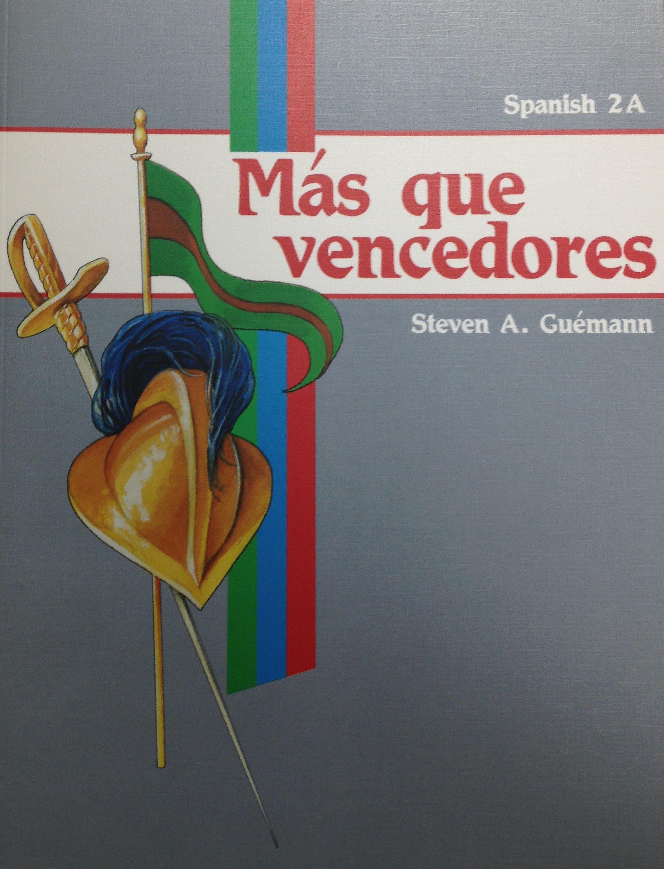 Más que vencedores Spanish 2 Curriculum ABeka 00059
