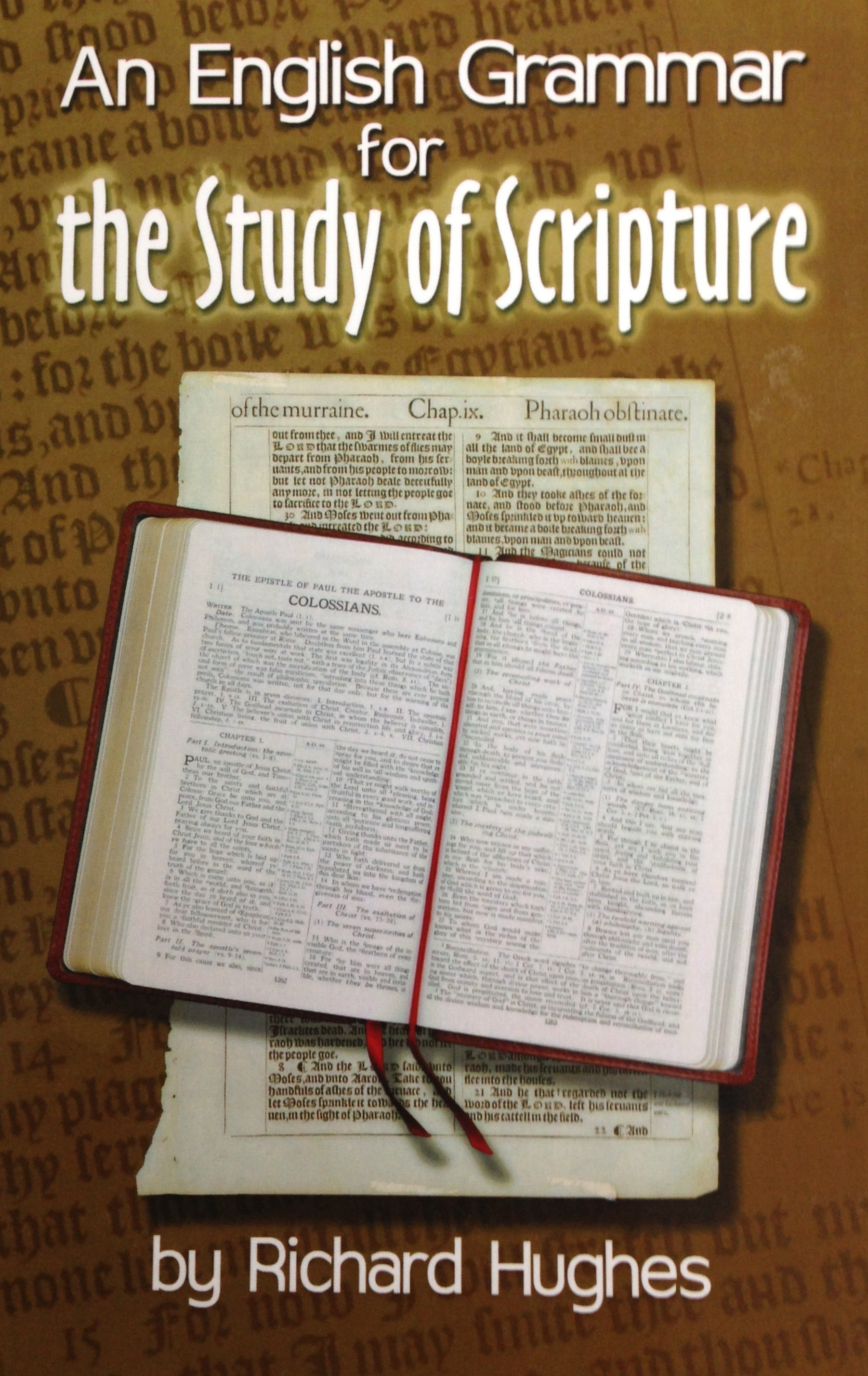 An English Grammar for the Study of Scripture by Richard Hughes 00063