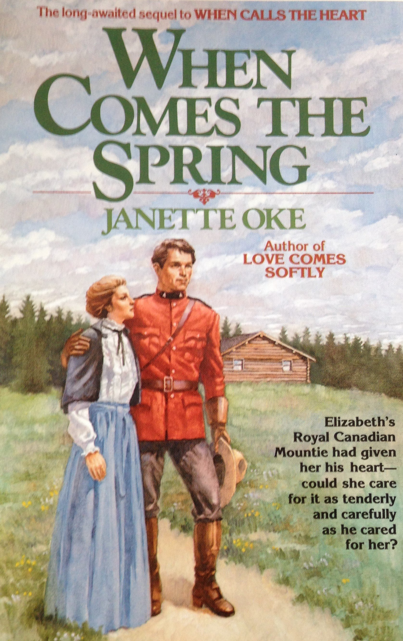 When Comes the Spring by Janette Oke 00122