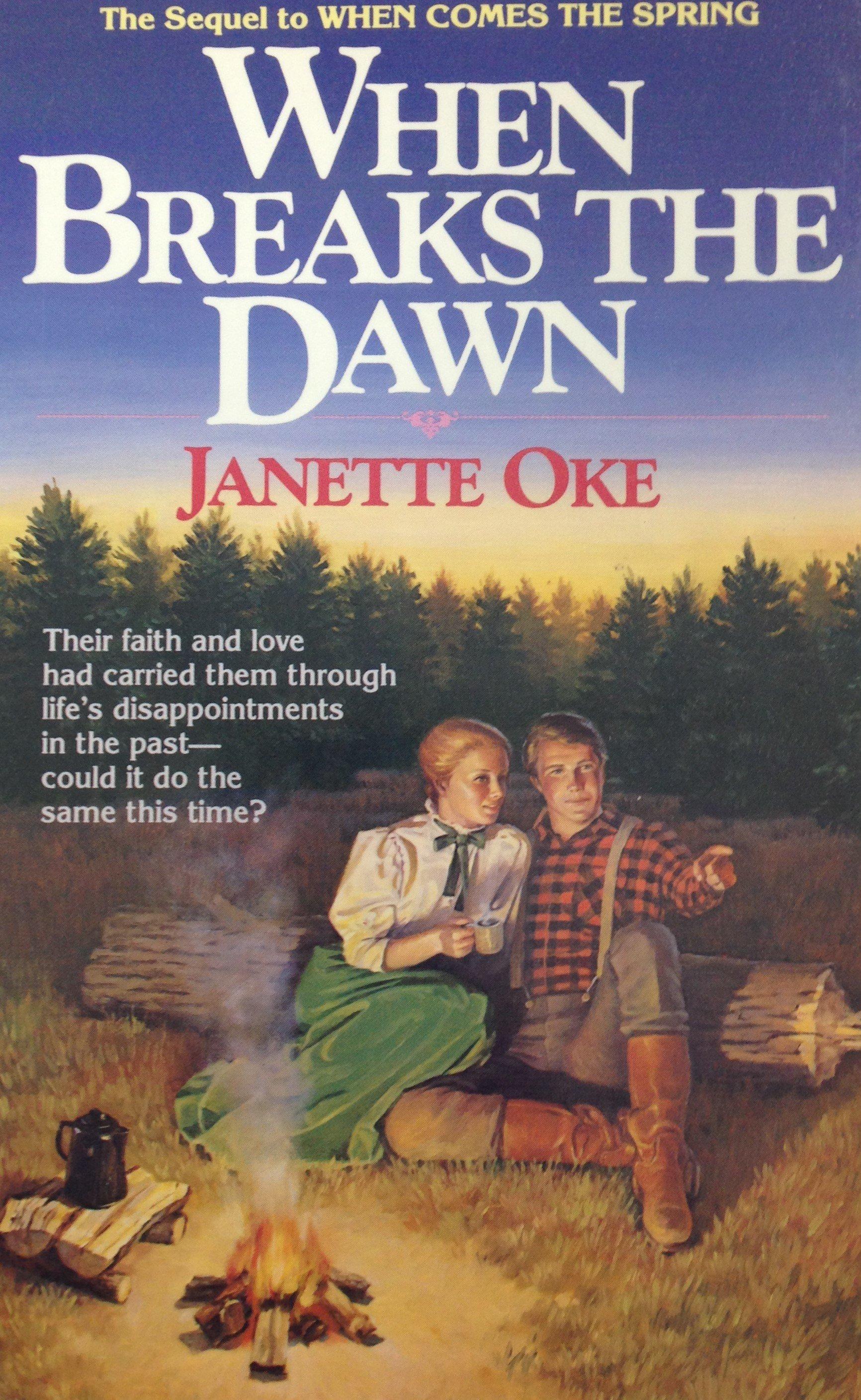 When Breaks the Dawn by Janette Oke 00123