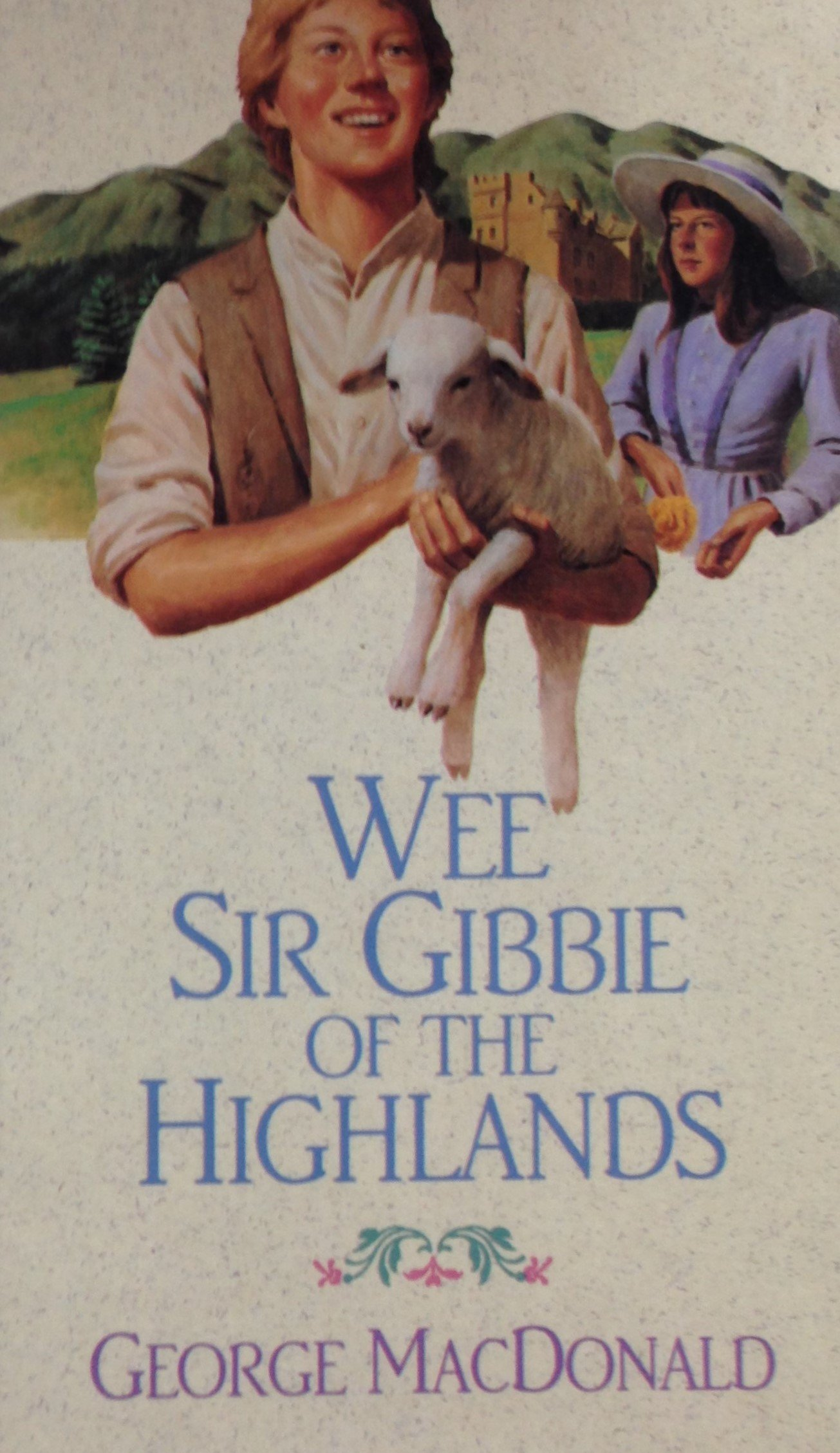 Wee Sir Gibbie of the Highlands by George MacDonald 00115