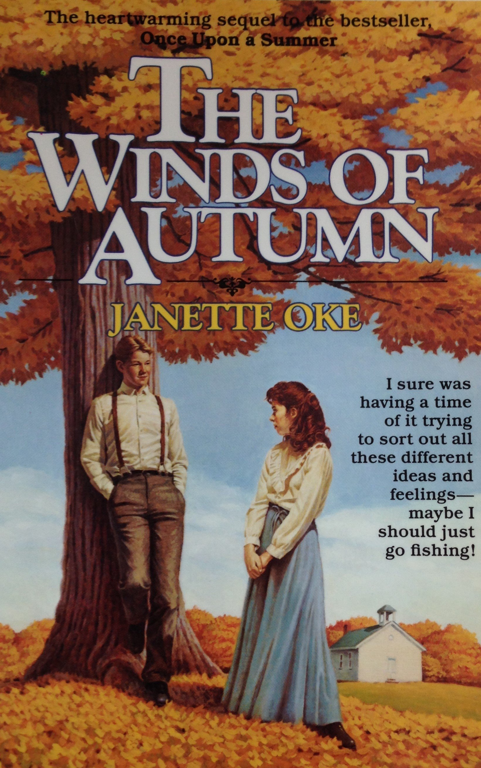 The Winds of Autumn by Janette Oke 00124