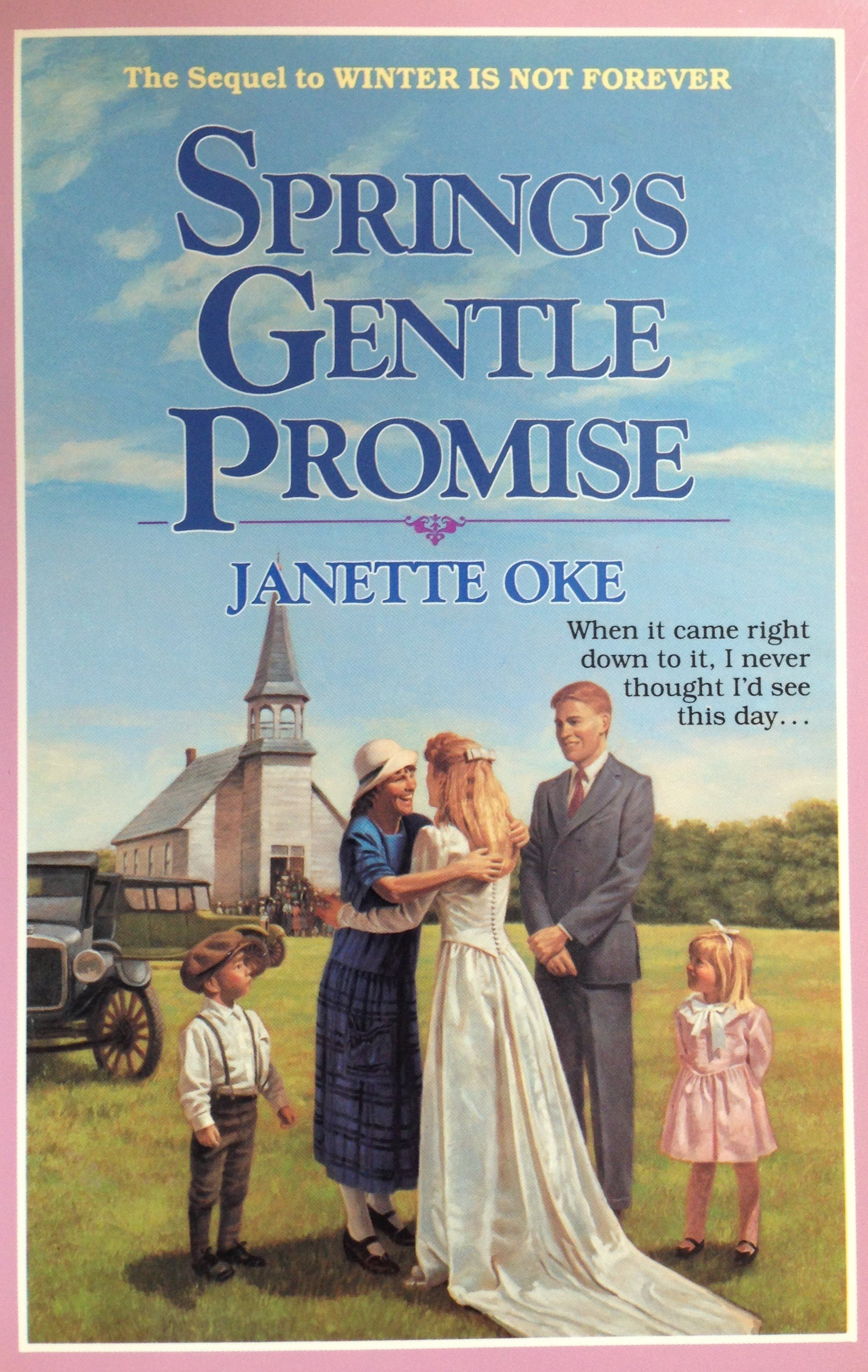 Spring's Gentle Promise by Janette Oke 00126