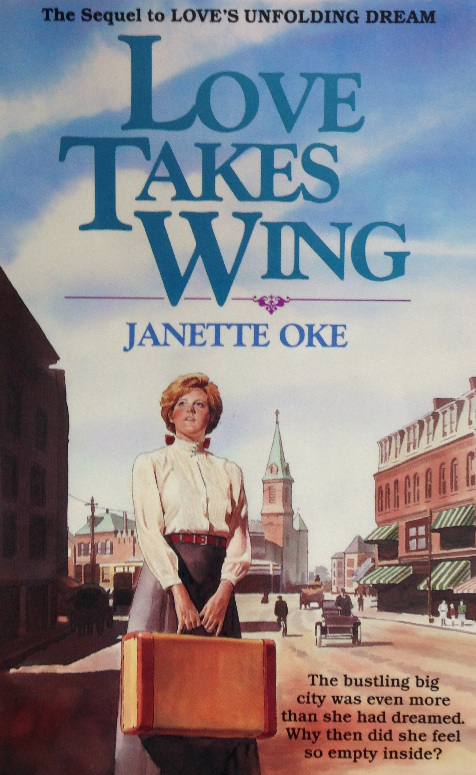 Love Takes Wing by Janette Oke 00129