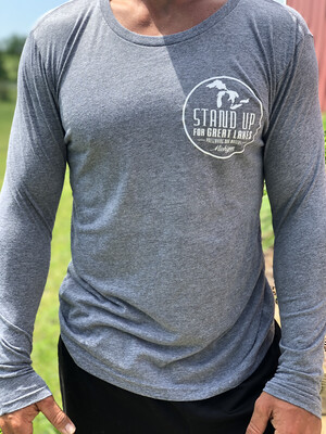 SUFGL Long Sleeve GREY