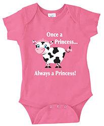 Once a Princess Onesie OnceaPrincessonesie