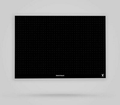 Sketch Board - Blackboard Poster