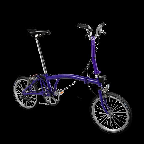 Brompton color purpura (premium) 42039