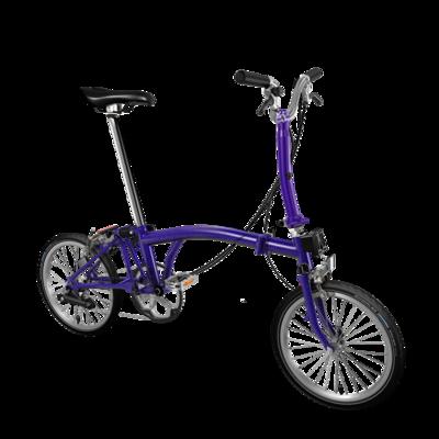 Brompton color purpura (premium)