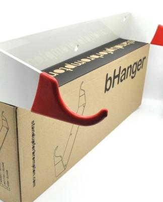 Colgador b Hanger