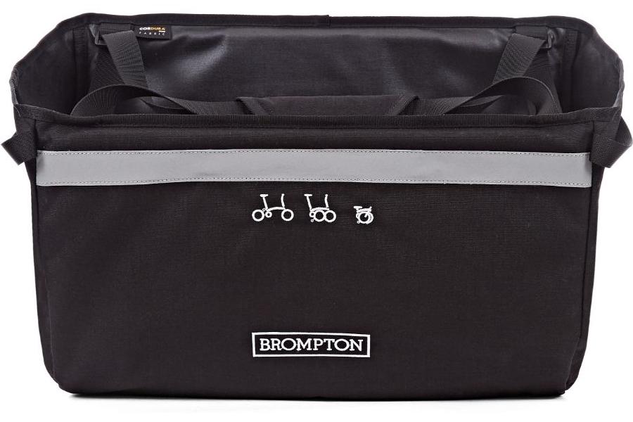 Brompton - Bolsa de compras QFBSK-BK