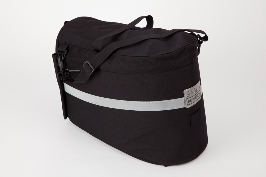Brompton - Bolsa  posterior para portaequipajes QRBAG